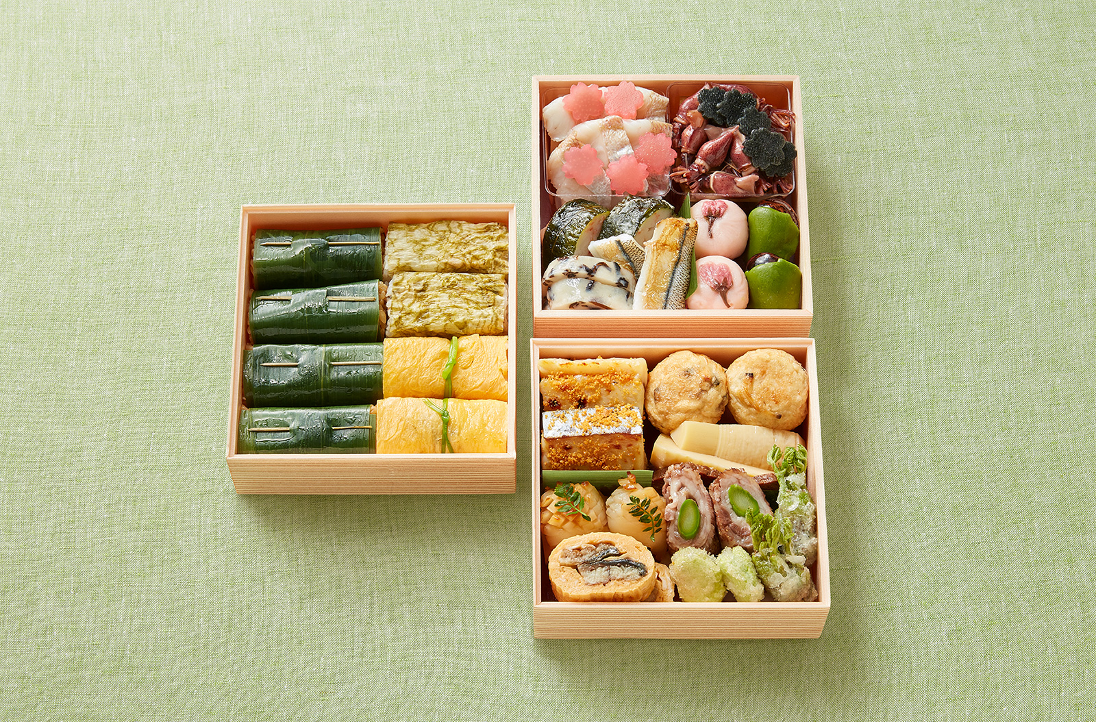 大江戸 うなぎ屋名物と和食の共宴